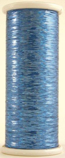 #135 BLUE HAWAII  Glitter (hologram) 400 yds.