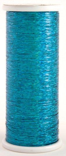#206 BLUE Glitter (hologram) 400 yds.