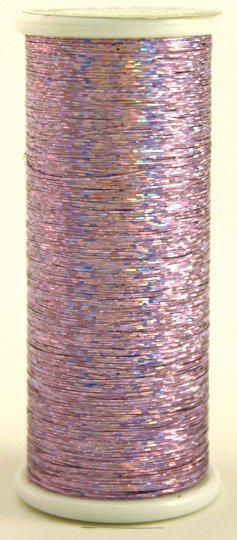 #208 LILAC  Glitter (hologram) 400 yds.