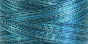 Fantastico #5119 Mixed Turquoise 500 yd. Spool