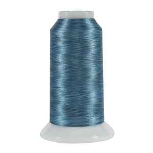 Fantastico #5119 Mixed Turquoise 2000 yd. Cone
