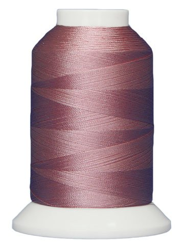 #313 GINGER FLOWER Kimono Silk Thread  1090 yd. mini-cone