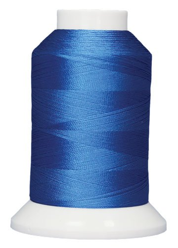 #340 BULLET TRAIN Kimono Silk Thread  1090 yd. mini-cone