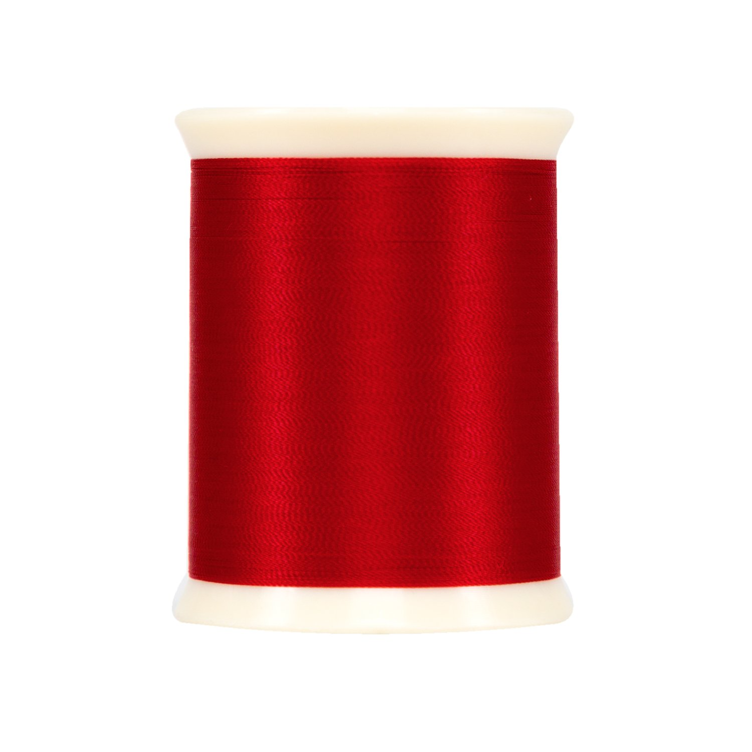 #7016 Bright Red MicroQuilter 800 yd spool