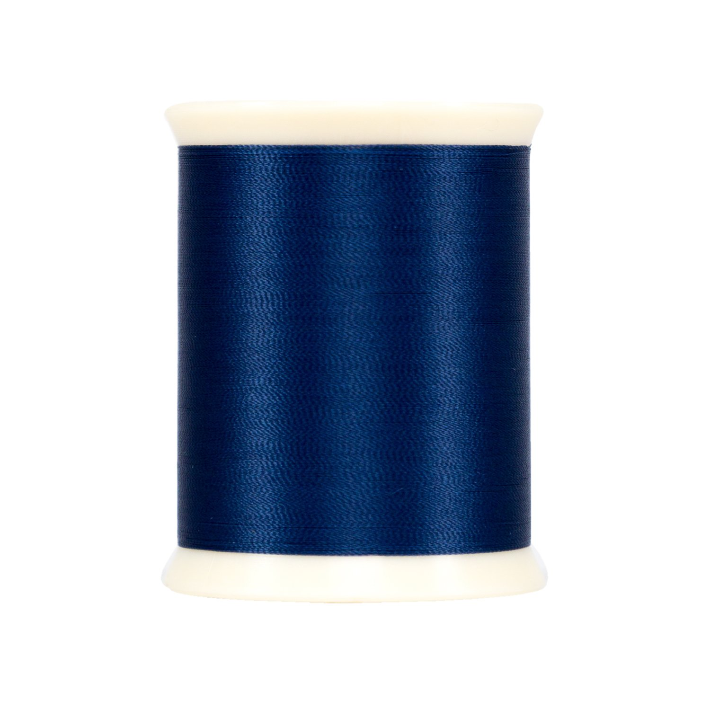 #7019 Medium Blue MicroQuilter 800 yd spool