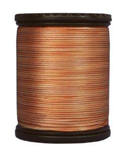 #50 TIARA variegated filament silk. #502. 273 yds.