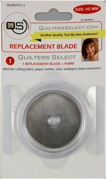 Quilters Select Deluxe Rotary Cutter Blade (1)