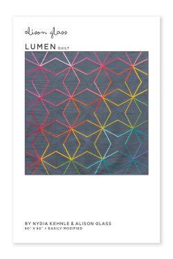 Pattern. Lumen by Alison Glass & Nydia Kehnle
