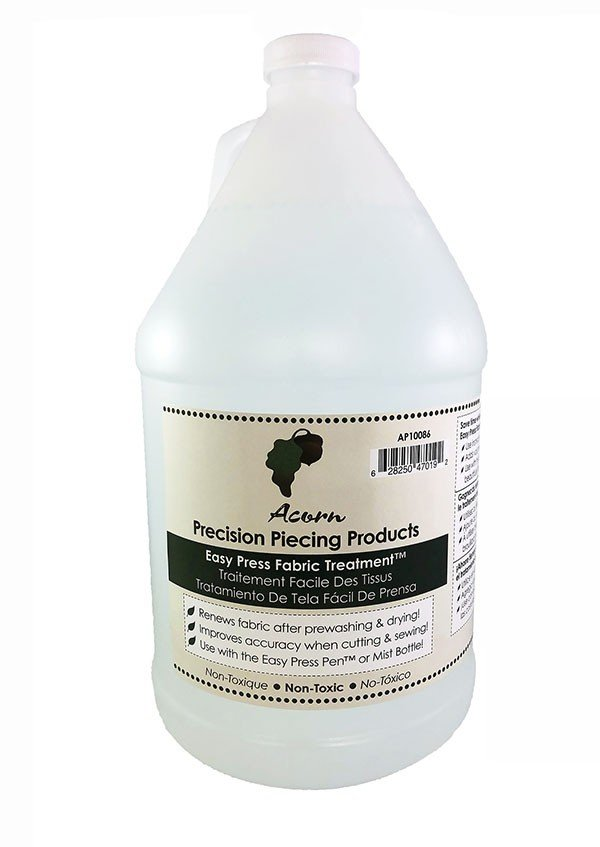 Acorn Easy Press Fabric Treatment Combo 1 Gallon (pre-order)