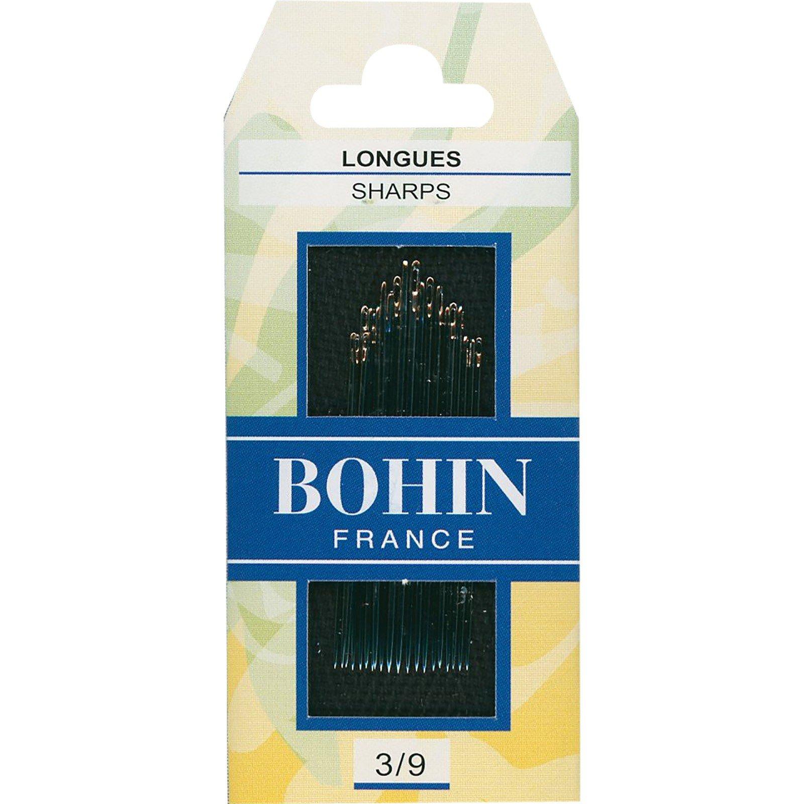Bohin Sharps 3/9