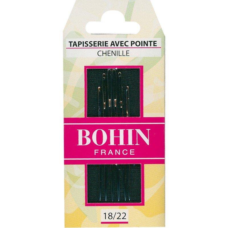 Bohin Chenille 18/22 Hand Needles