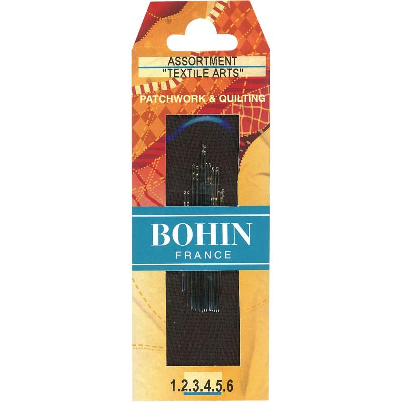 Bohin Textile Arts Hand Needle Asst'd