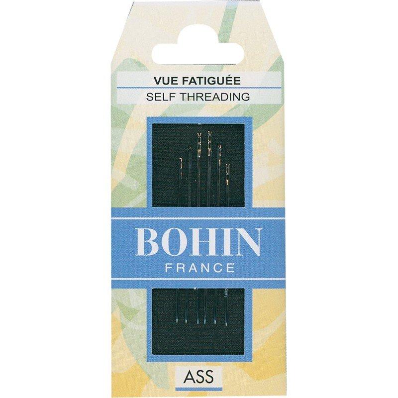 Bohin Self-Threading Needles