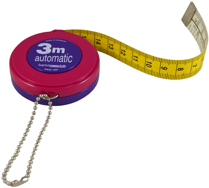 Bohin Retractable Tape Measure 120 inch