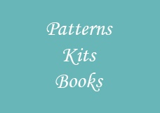 Patterns, Kits, Books