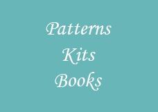Patterns, Kits, Books