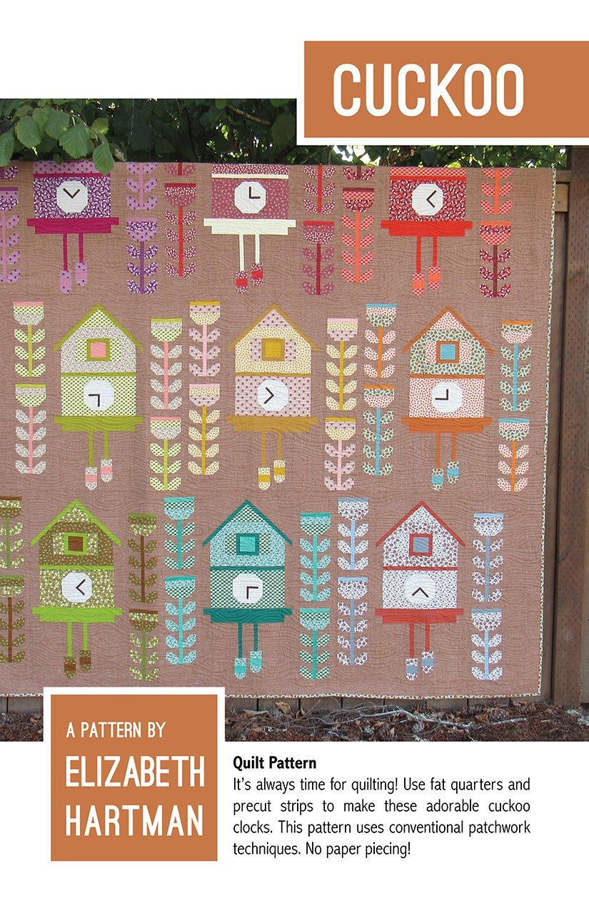 Pattern. Cuckoo by Elizabeth Hartman