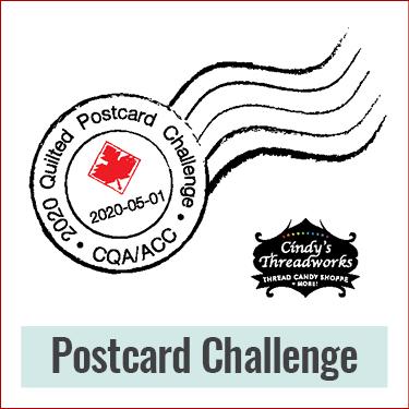 POSTCARD CHALLENGE 6x4 Stabilizer Promotion