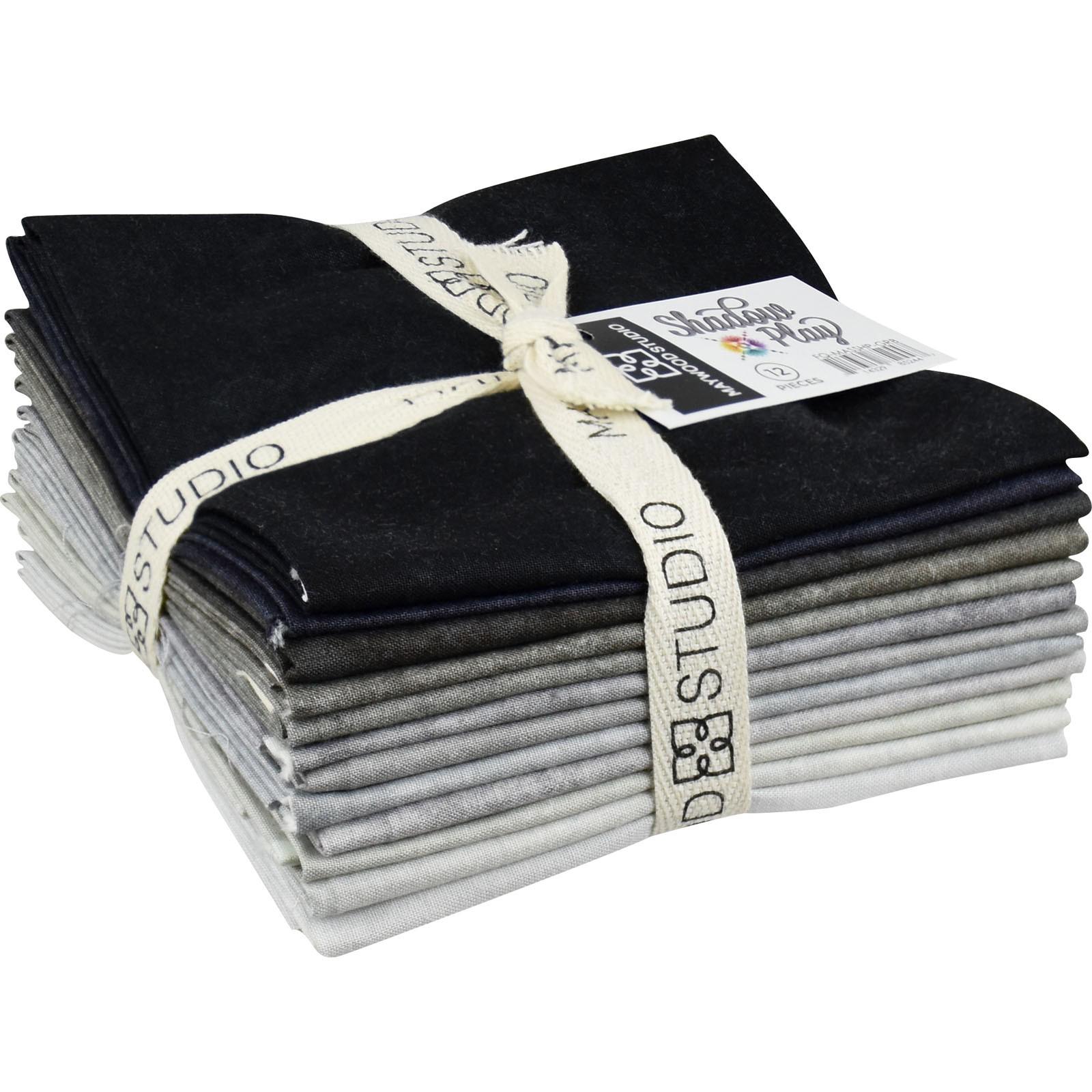 Maywood Bundle Greys (12) Fat Quarters