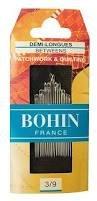 Bohin Quilting Betweens Needles No. 3/9