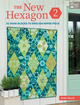 Book. the NEW Hexagon Book 2 by Katja Marek