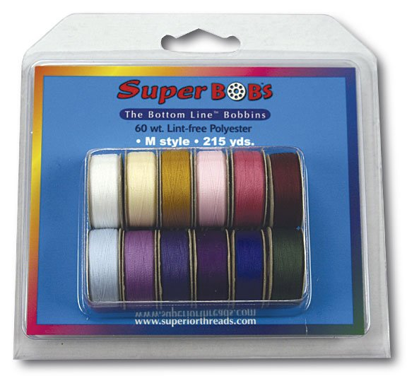 SuperBOBs M Style  Assortment Set #1 PASTEL doz