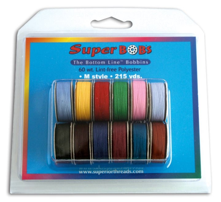 SuperBOBs M Style  Assortment Set #3 BRIGHT doz.