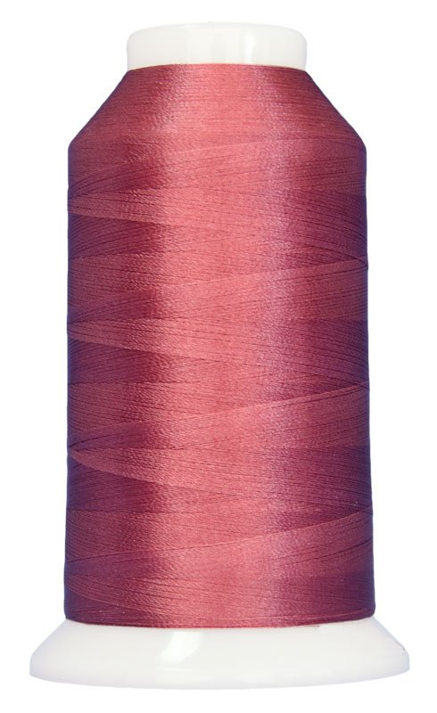 Magnifico #2021 DARK DUSTY PINK 3000 yds. Trilobal Poly