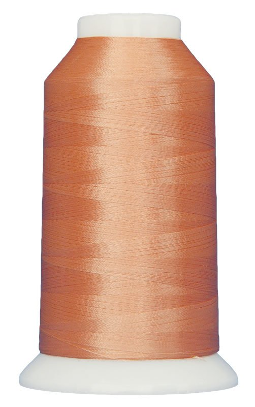 Magnifico #2028 ALMOST APRICOT 3000 yds. Trilobal Poly