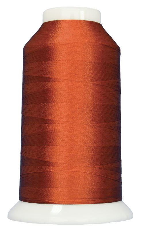 Magnifico #2034 ORANGE SPICE 3000 yds. Trilobal Poly
