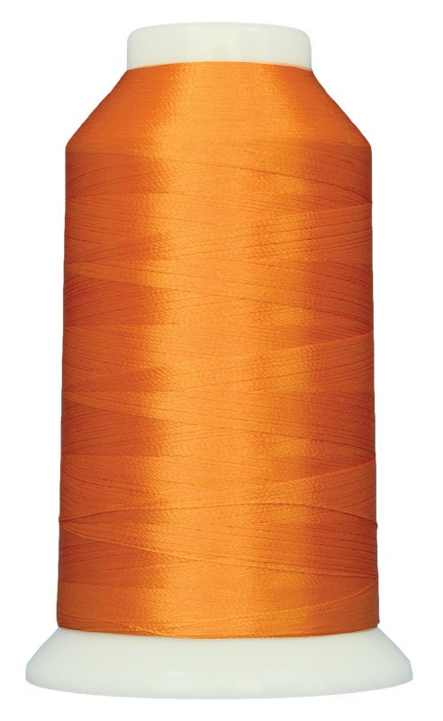 Magnifico #2037 ORANGE JUICE 3000 yds. Trilobal Poly