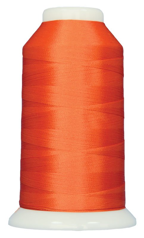 Magnifico #2038 ORANGE POPSCICLE 3000 yds. Trilobal Poly