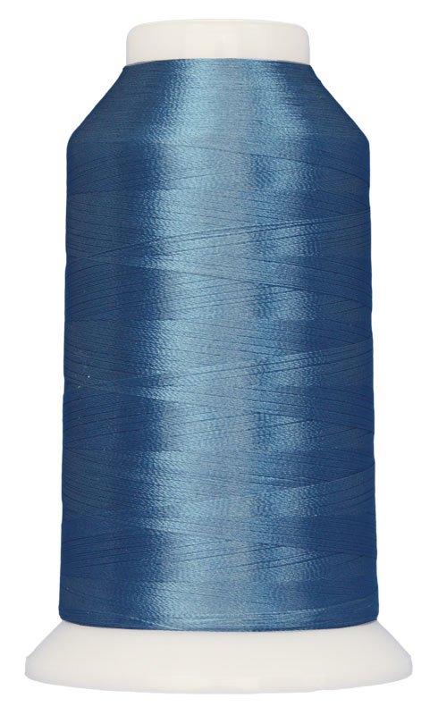 Magnifico #2158 VENETIAN BLUE 3000 yds. Trilobal Poly