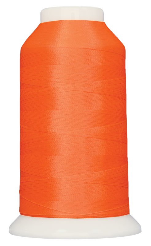 Magnifico #2193 TANGERINE FLASH 3000 yds. Trilobal Poly