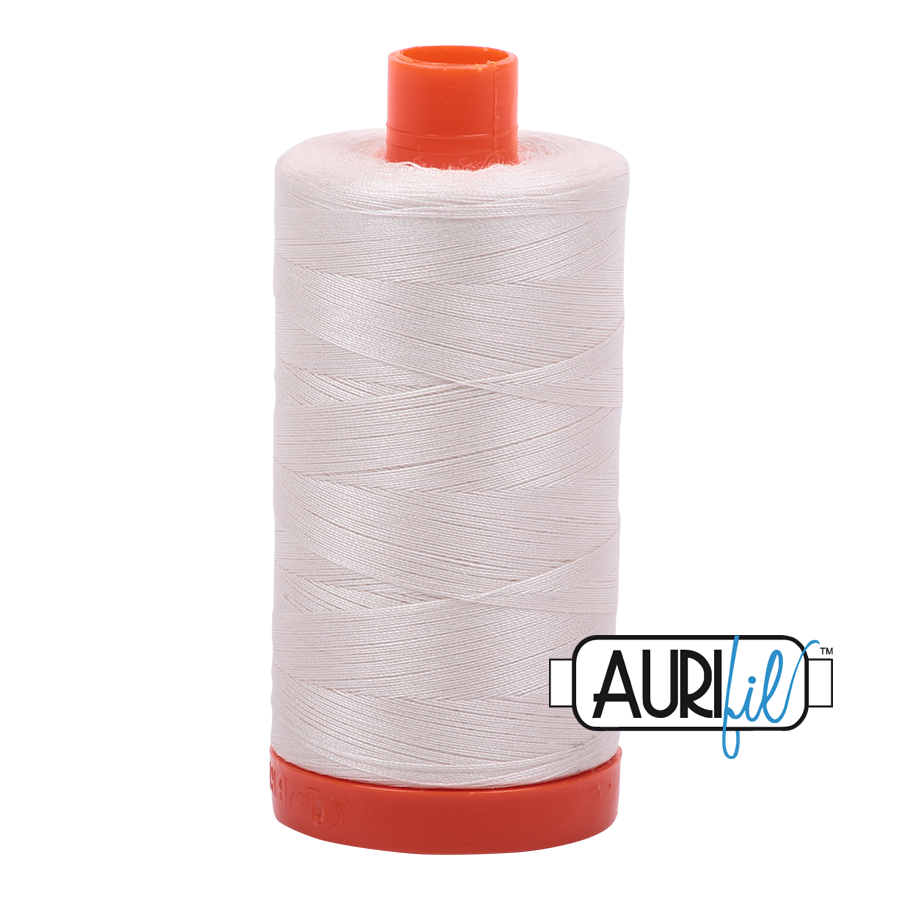 Aurifil 50 wt Cotton Thread (U Order) 1422 yd