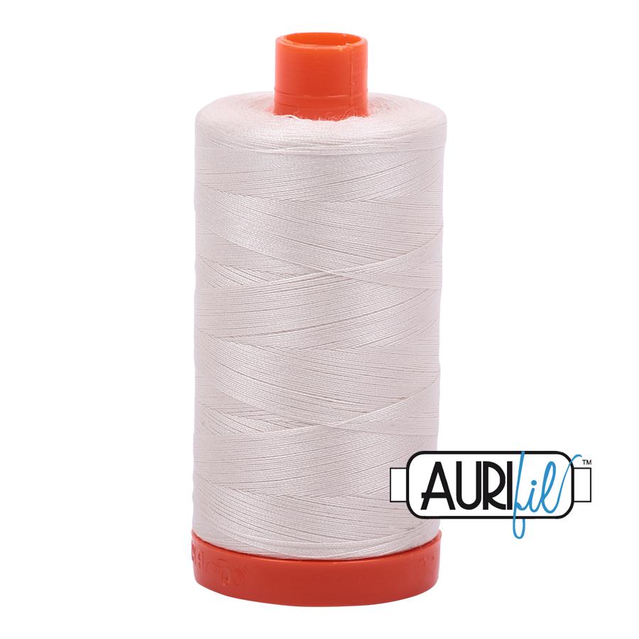 Aurifil 50 wt Cotton Thread (U Order any Colour Button) 1422 yd