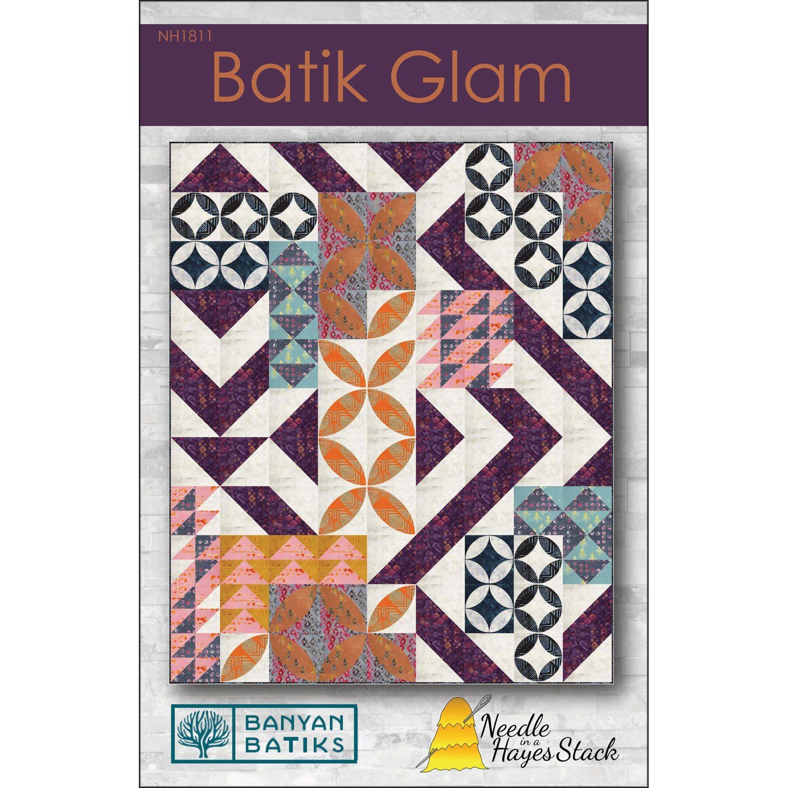 Pattern. Batik Glam by Tiffany Hayes