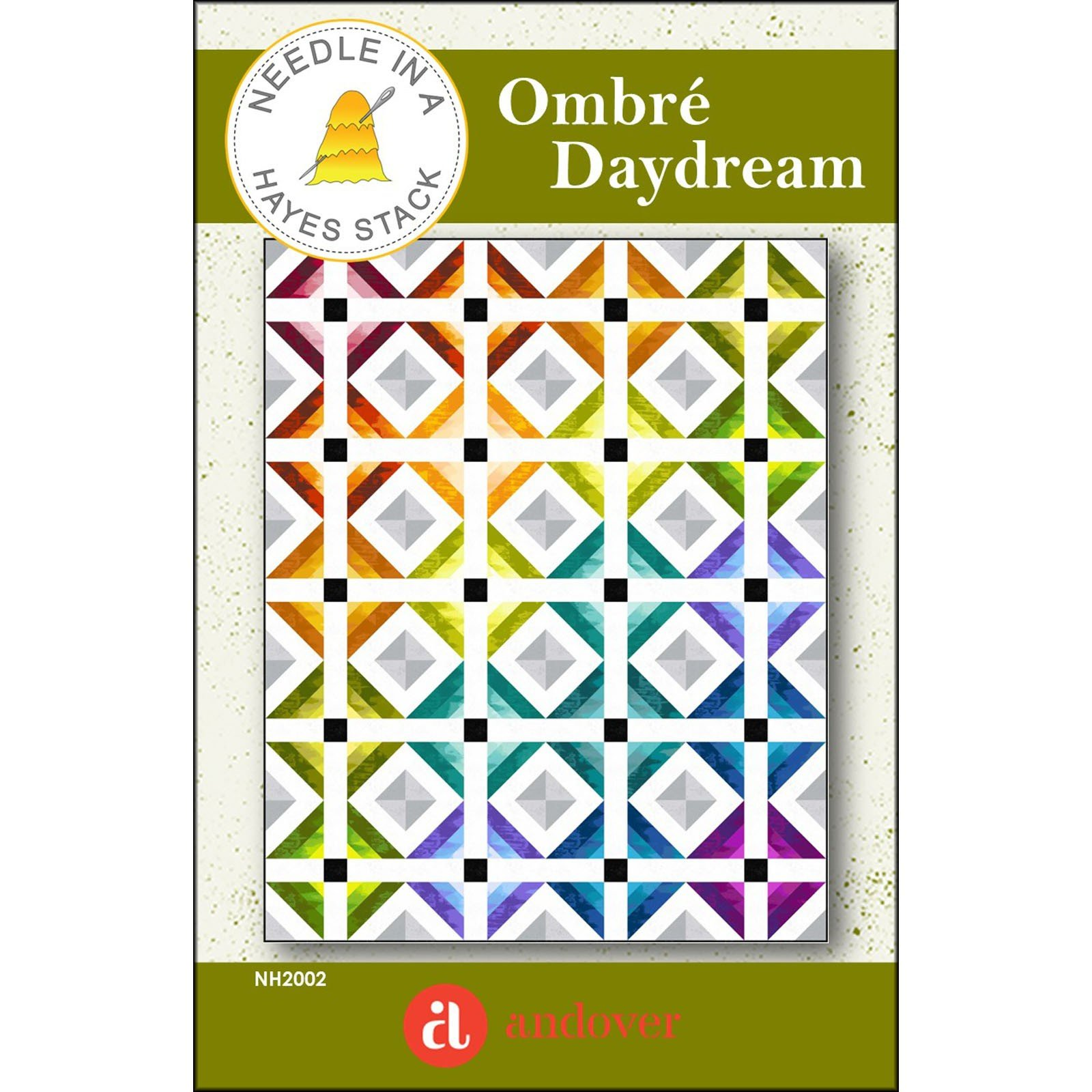 Pattern. Ombre Daydream by Tiffany Hayes NEW!