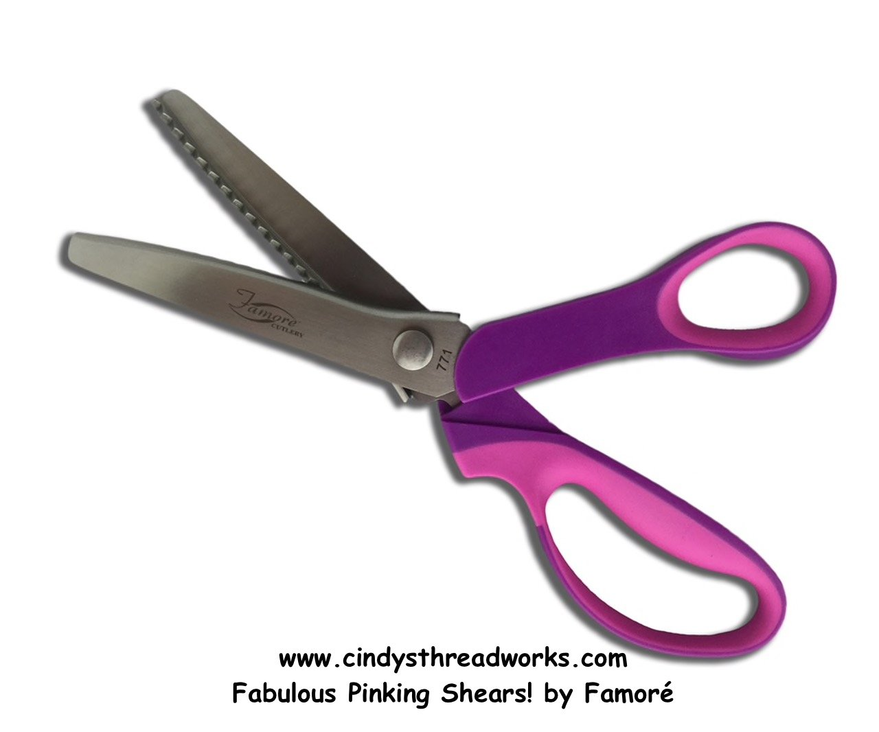 Famore Pinking Shears!