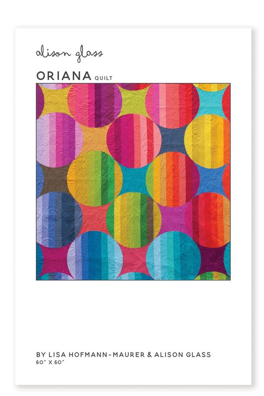 Pattern. Oriana by Alison Glass/Lisa Hofmann