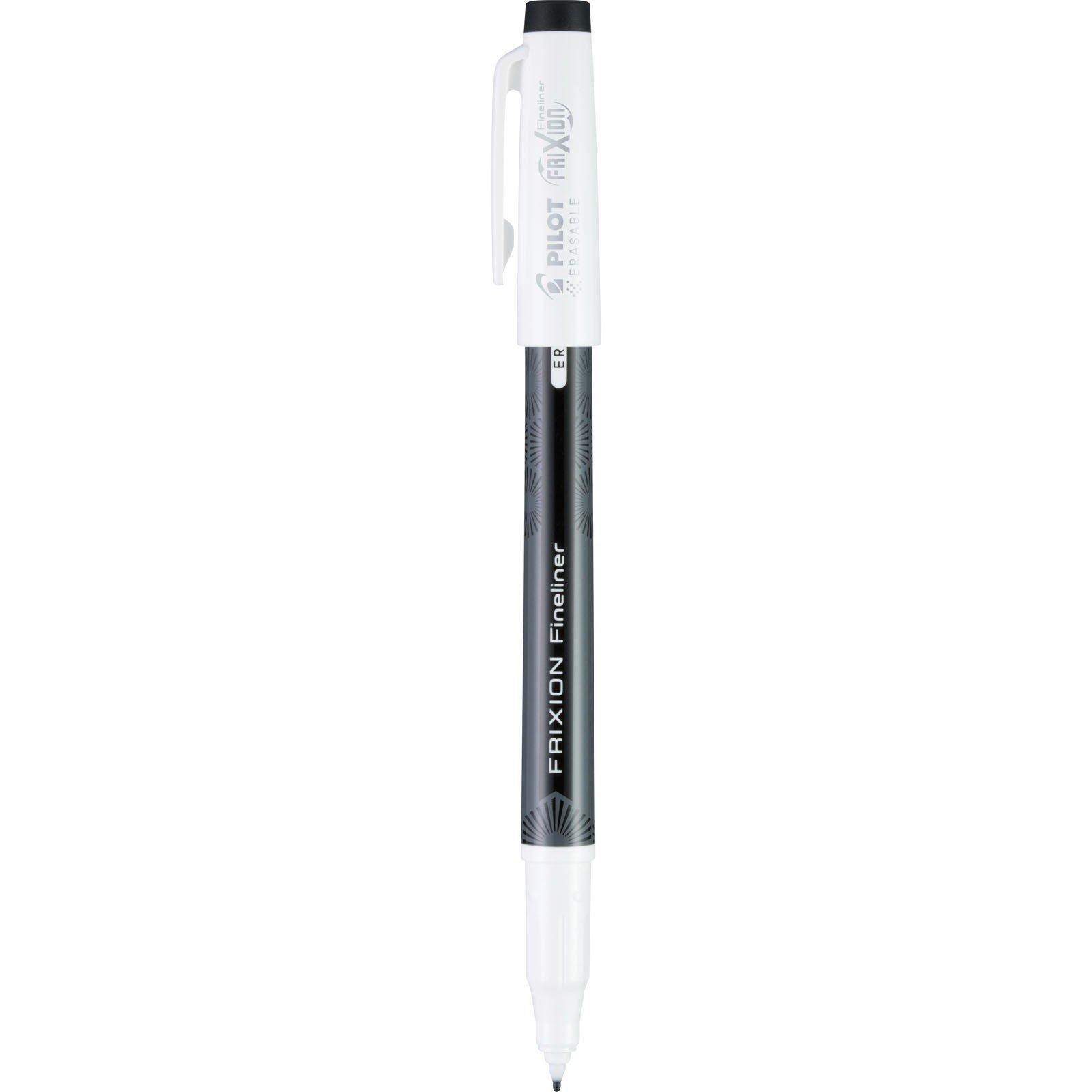 Frixion Fineliner Pen BLACK  Marker