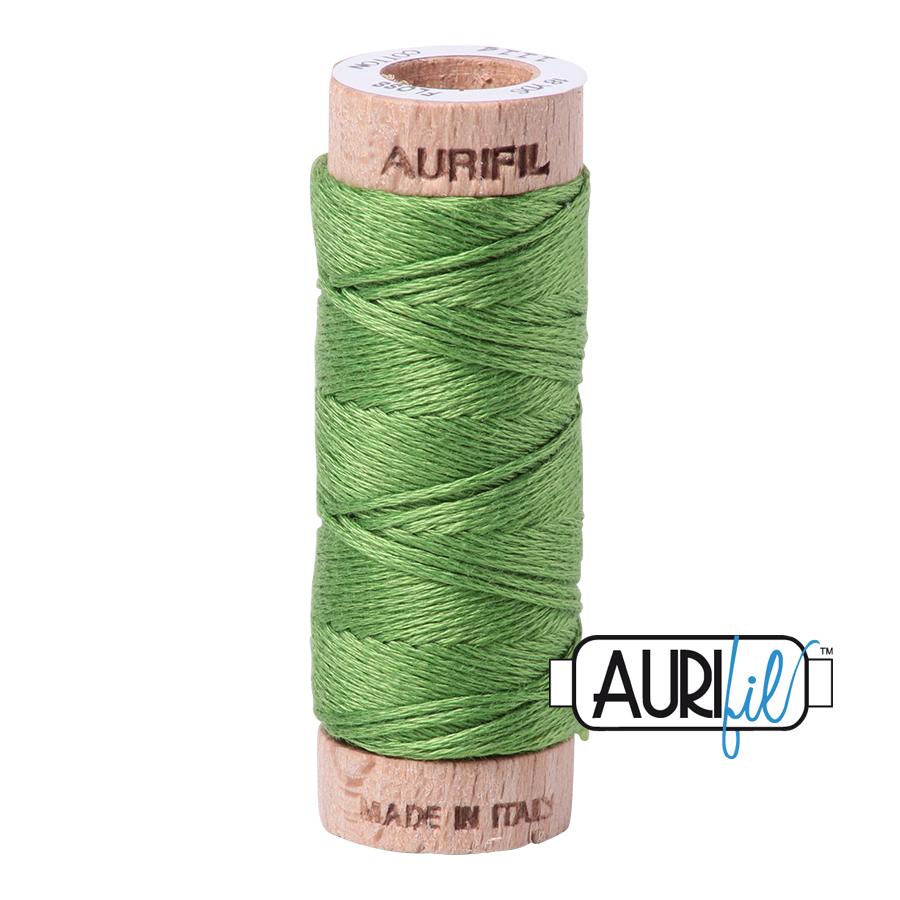 Aurifil Cotton FLOSS 6 strand (U Order Button) 18 yd