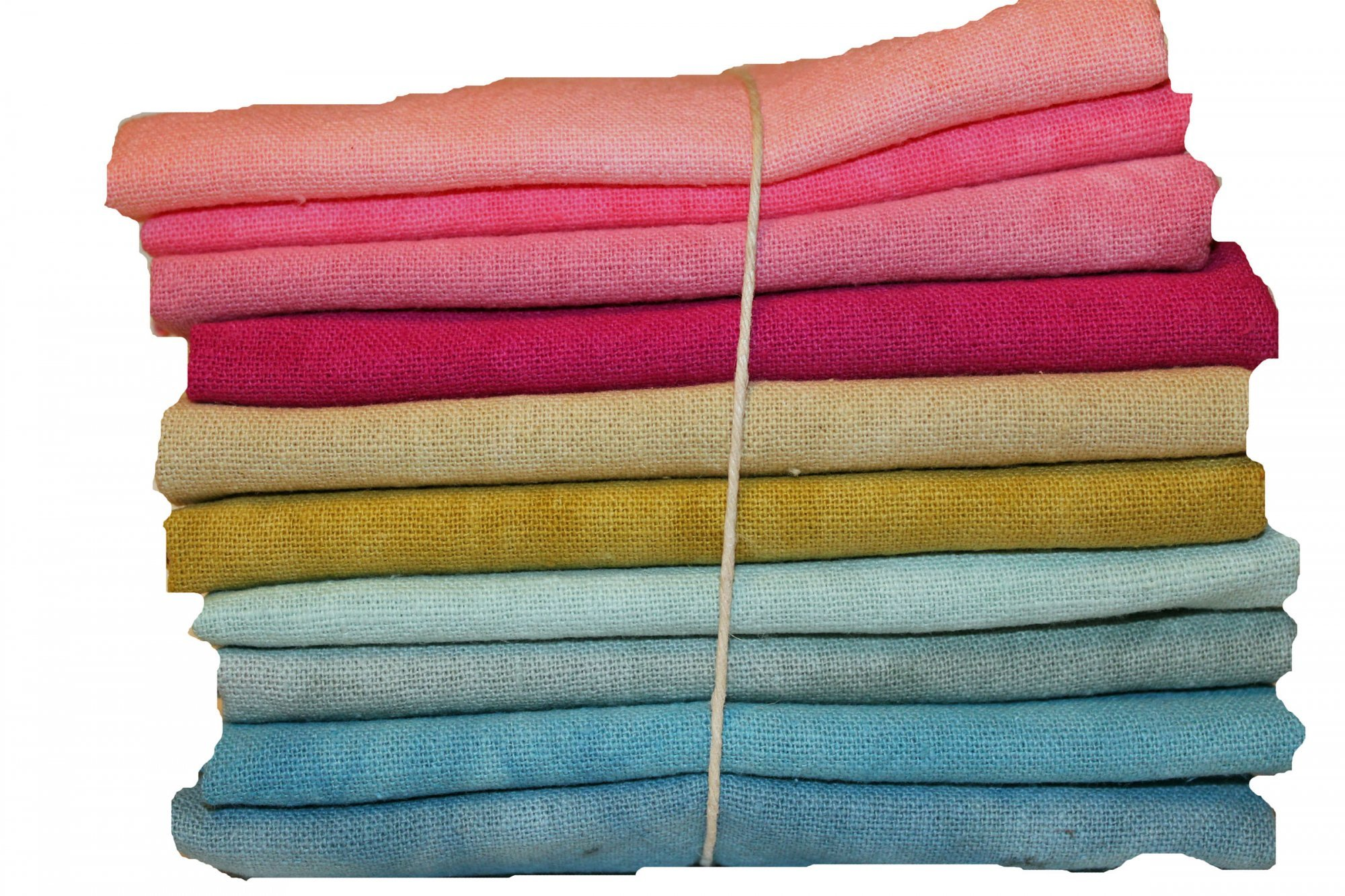 LINEN FRESCA 10 Fat Quarter Bundle