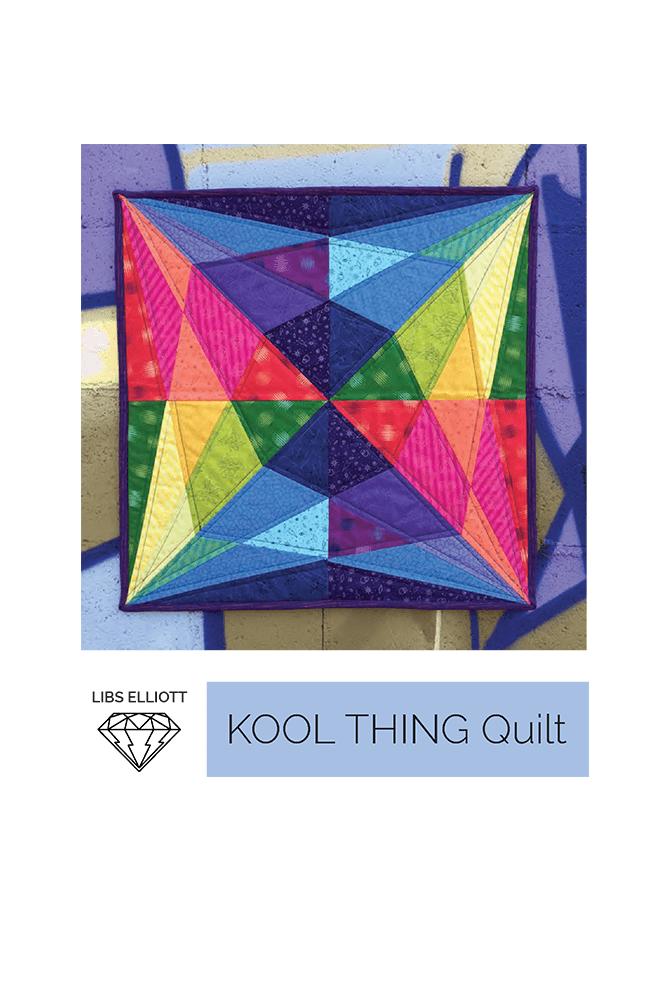 Pattern. Kool Thing by Libs Elliott