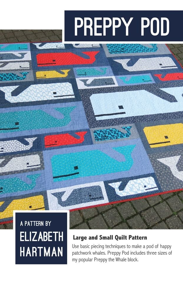 Pattern. Preppy Pod by Elizabeth Hartman