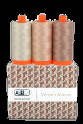 Aurifil 50 wt VERONA MAUVE Cotton Thread (3)