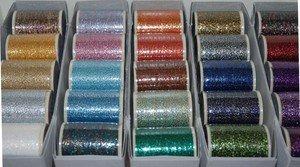 Razzle Dazzle. 110 yds. Set of 25 colors.