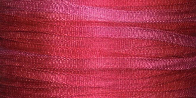 #126 CANA LILY 100% Japanese Silk Ribbon 4mm x 5 yds.