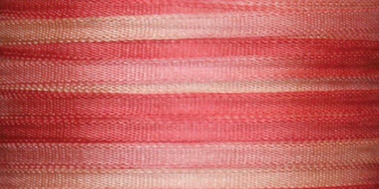 #109 BEGONIA 100% Japanese Silk Ribbon 2mm x 5 yds.
