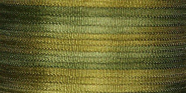 #131 VINE100% Japanese Silk Ribbon 2mm x 5 yds.